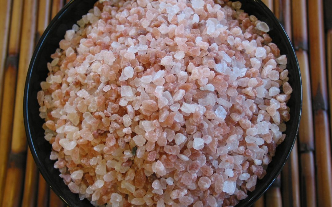 To Salt, or not to Salt: That is the Question