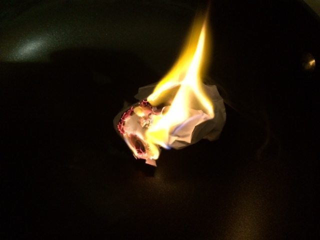 Set your Beliefs on Fire